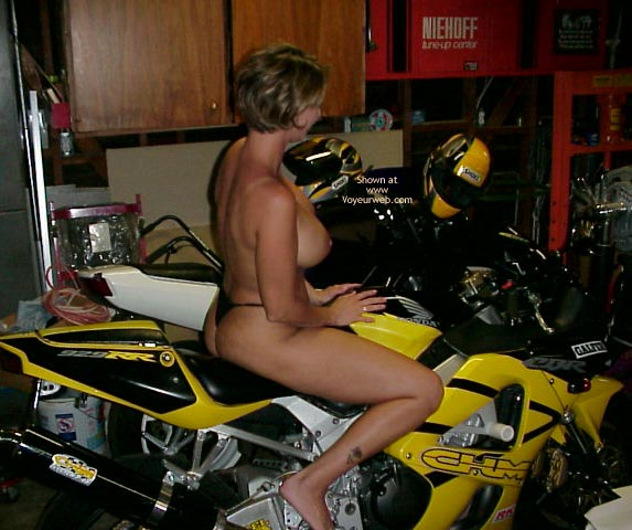 Pic #5 - Kitty Kat and Her Hubby's 929CBR
