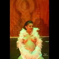 Marcela Pregnant