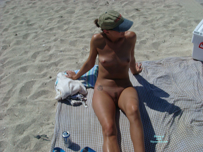 Pic #5 Another Glimpse Of My Nude Beach Collection..