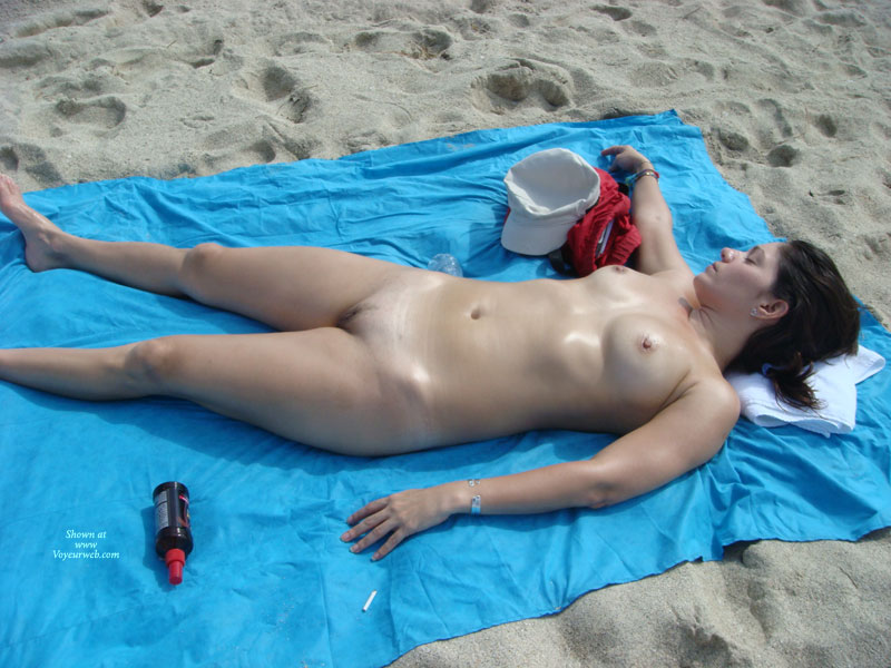 Pic #6 Another Glimpse Of My Nude Beach Collection..