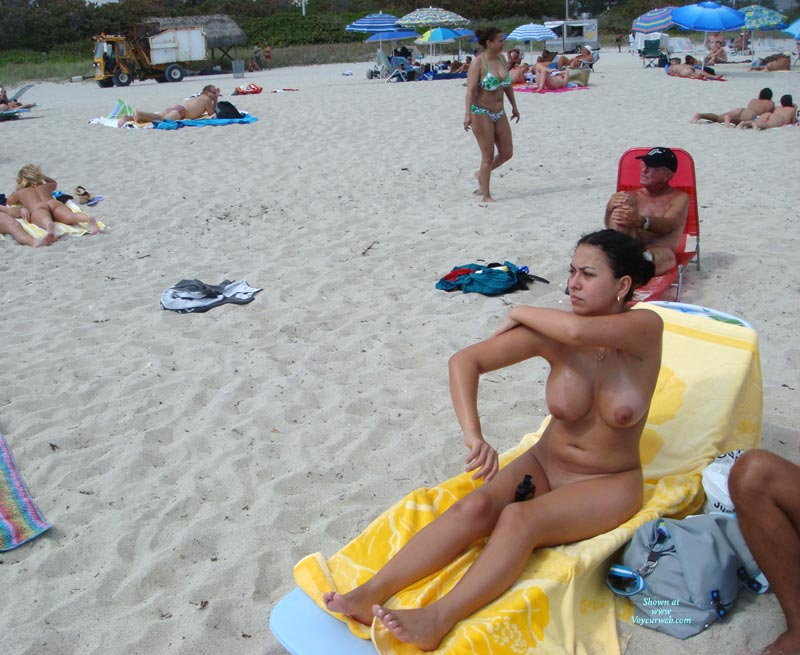 Pic #9 Another Glimpse Of My Nude Beach Collection..