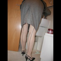 53 Year Old, Stockings (and Pussy Ring)