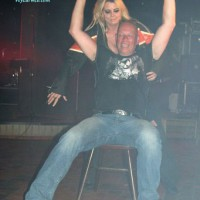 Stripping In Holland (2)