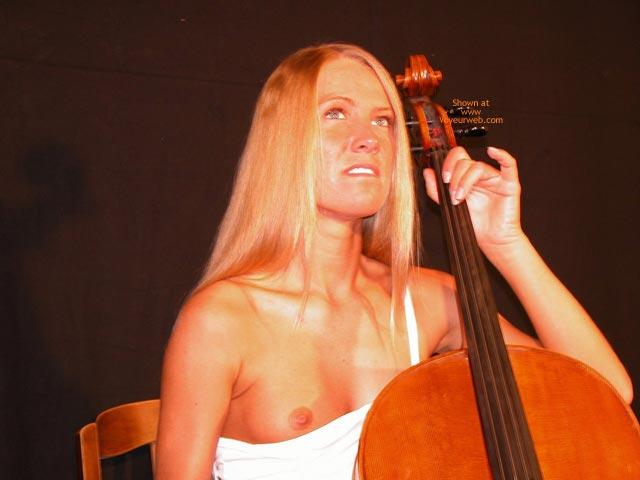Pic #2 - Female Cello Player