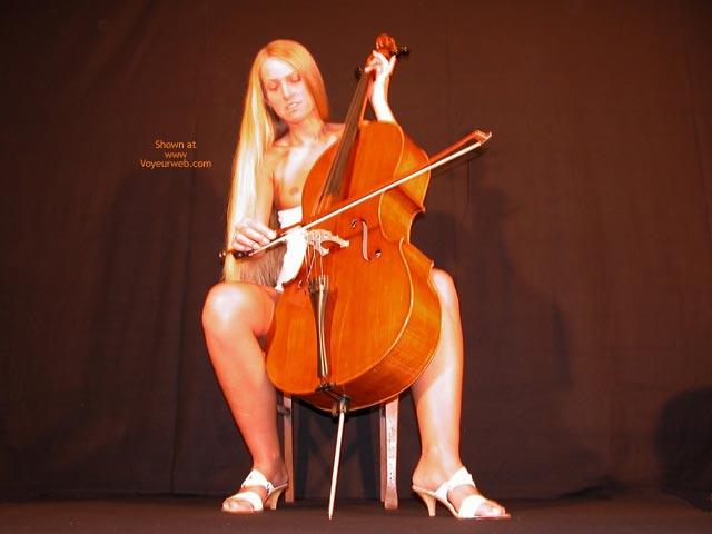 Pic #4 - Female Cello Player