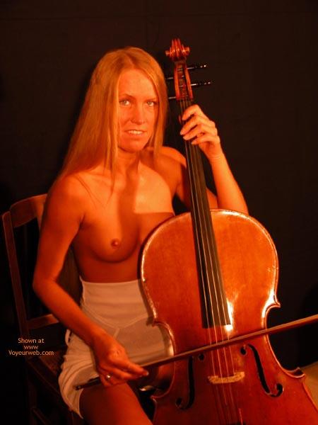 Pic #6 - Female Cello Player