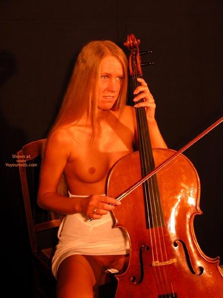 Pic #7 - Female Cello Player