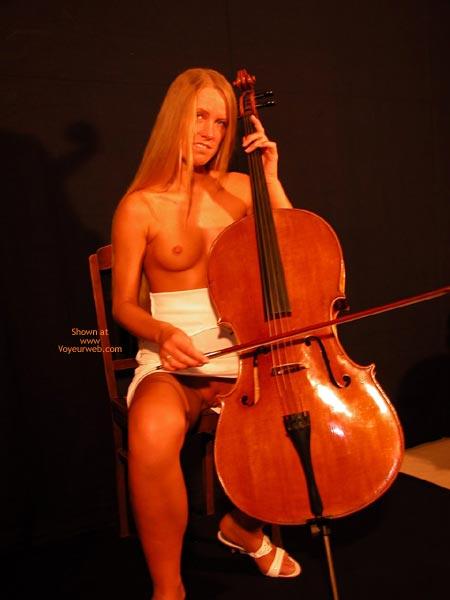 Pic #8 - Female Cello Player