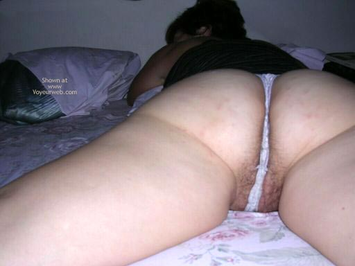Pic #1 - My Wife On The Bed