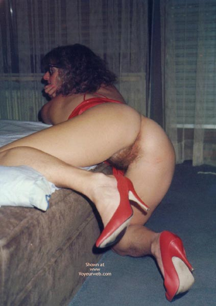Pic #4 - My Lady in Red