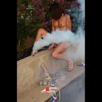 Marissa: nudie fireworks
