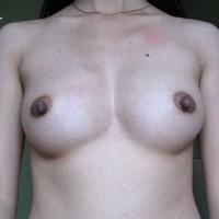 Asian Girl's Tits Again!