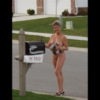 Going Postal And Nude