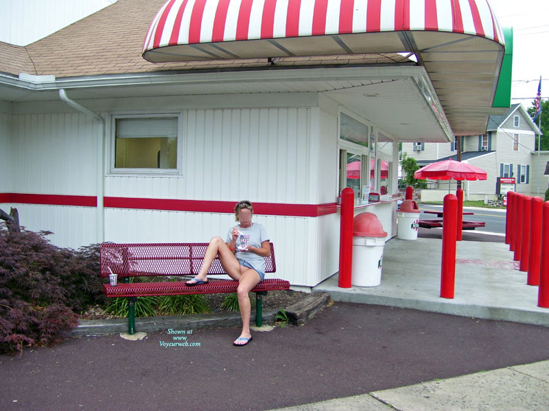 Pic #1 - Philly Girl (Formerly She Likes It) , We Stopped At Rita's For Some Ice On The Way To The Lake. Hope You Like !
