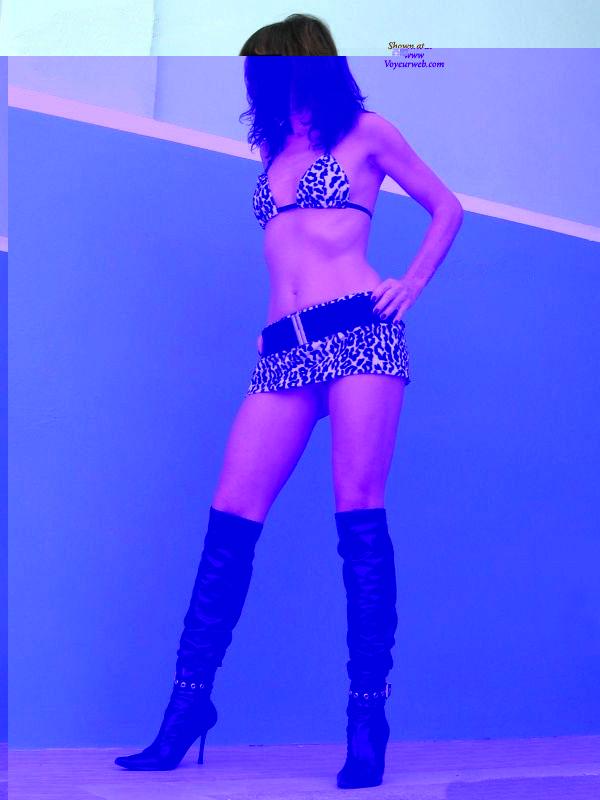 Pic #1 - Miniskirt , Outside In Miniskirt<br />