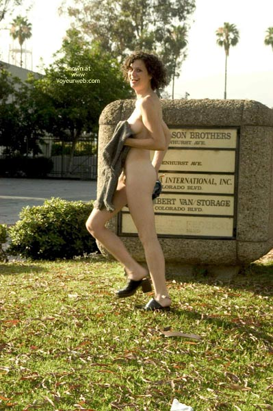 Pic #1 - Nude In Public - Nude In Public , Nude In Public, On The Run, Black Clogs