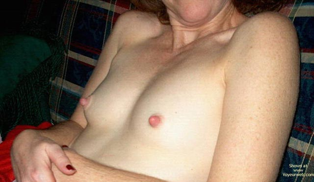 Pic #1 - Wife's 34A Breasts