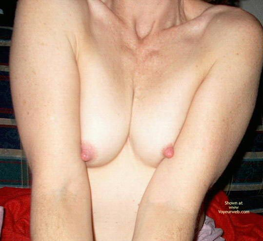 Pic #2 - Wife's 34A Breasts