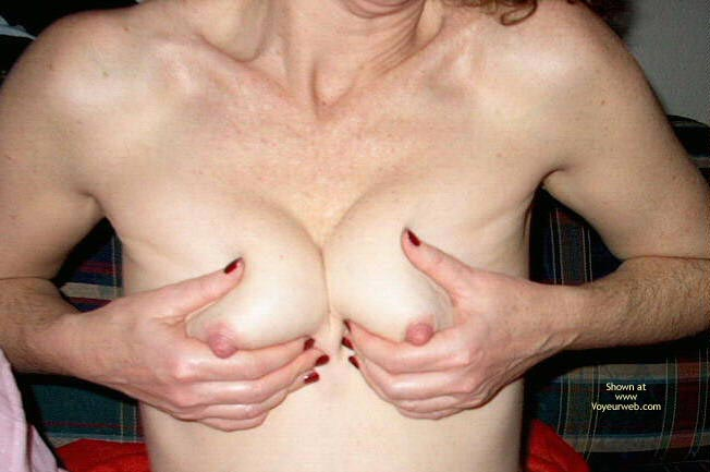 Pic #3 - Wife's 34A Breasts