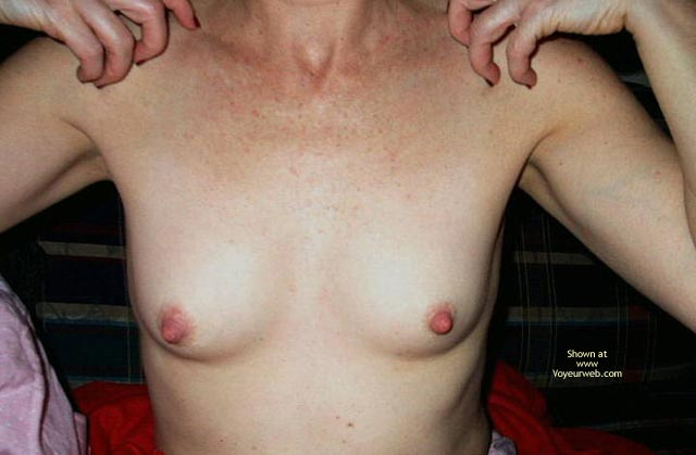 Pic #4 - Wife's 34A Breasts