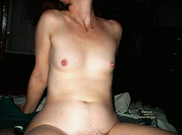 Pic #5 - Wife's 34A Breasts