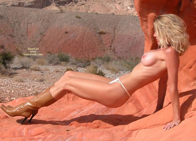 Pic #1 - Meg On The Rocks Ii