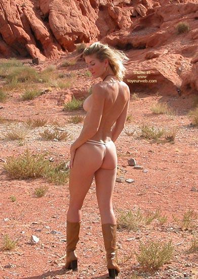 Pic #2 - Meg On The Rocks Ii