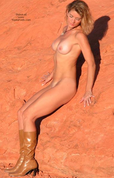 Pic #4 - Meg On The Rocks Ii