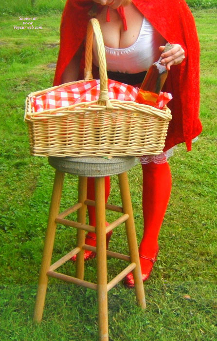 Pic #1 - Little Red Riding Hood , A Little Red Riding Hood Inspired Afternoon.