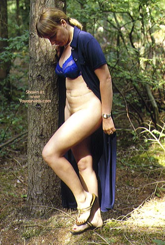 Pic #3 - Poly in The Woods