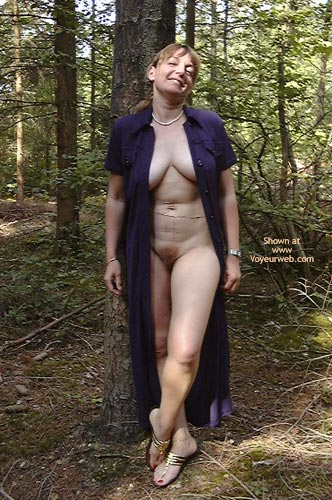Pic #4 - Poly in The Woods
