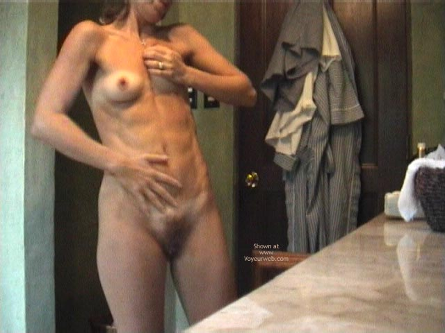 Pic #7 - Mi Mujer Sesnuda Sespues del Bano