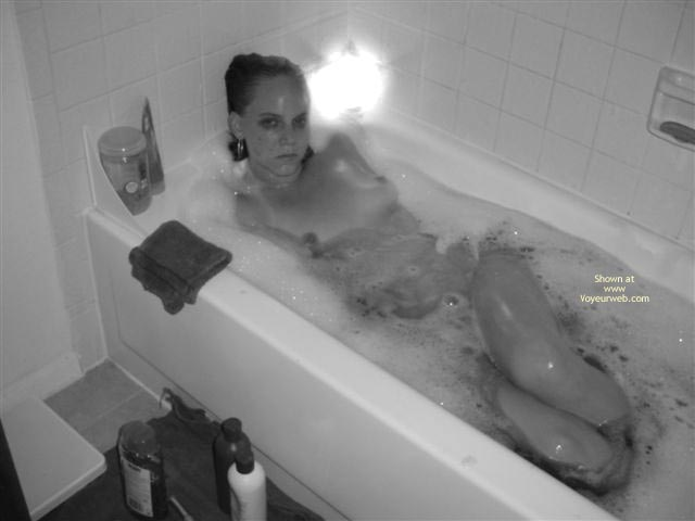 Pic #3 - Sunday Afternoon Bath