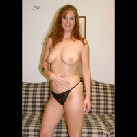 Topless Milf - Milf, Pale Skin, Red Hair, Topless, Hot Wife, Naked Girl, Nude Amateur