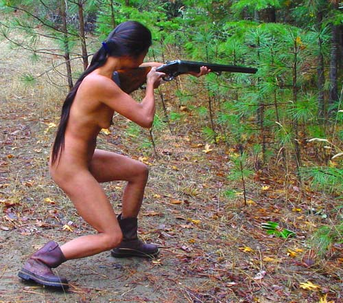 Pic #7 - Laifong Hunting Buck Naked