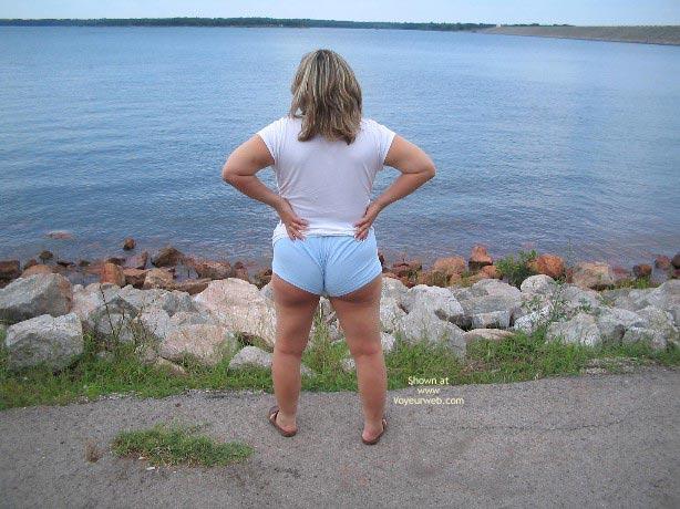 Pic #6 - Tits and Daisy Dukes
