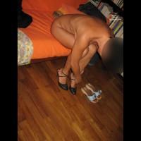 Libellula - Naked On Sofa Part1