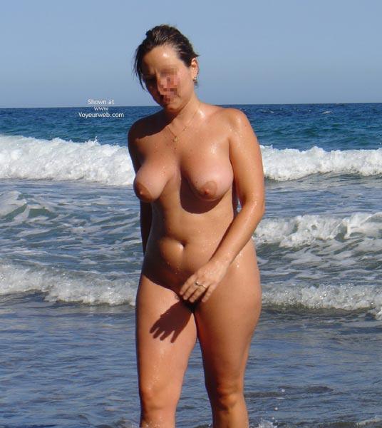 Pic #9 - *WE Carla at The Beach