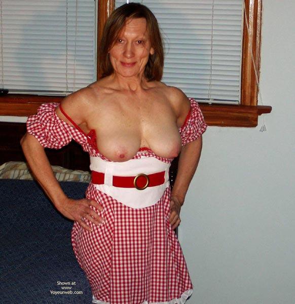 Pic #5 - Janet as Dorothy From Kansas