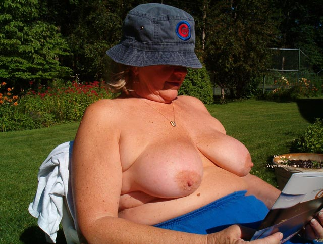 Pic #2 - Mature Breasts