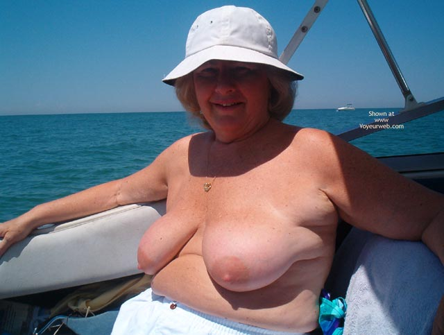 Pic #3 - Mature Breasts