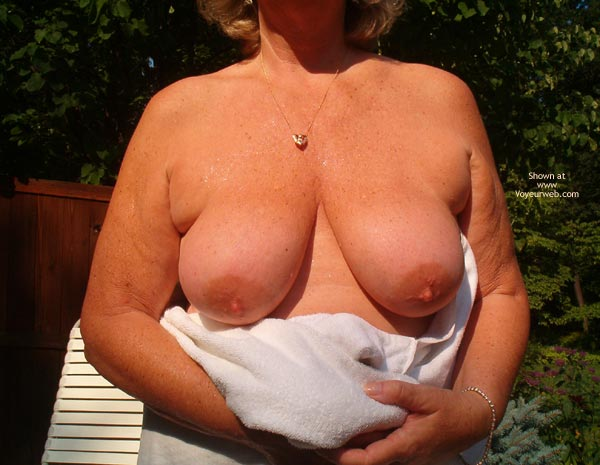 Pic #4 - Mature Breasts