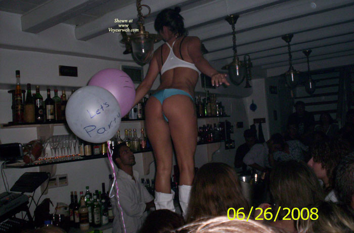Pic #1 - Bachalor Party , This Was At A Bachelor Party In Parros Greece.