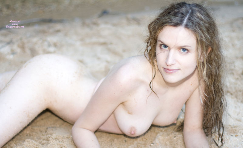 Pale Skinned Girl Laying Outdoors - Blonde Hair, Blue Eyes, Long Hair , Sweet Smile, Pretty Sand Nymph, Soft Tits In The Sand, Smooth Body Lines, Soft Smooth Skin, Cold Perky Nipples, Wet Look Hair, Lying On Beach, Small Pink Aerolas, On The Sand, Blue Eyed Mermaid, Long Dirty Blonde Hair, Blonde Naked On Rocks