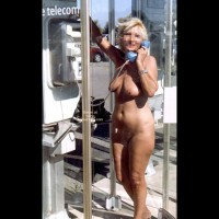 Wife Nude On Cap d'Agde, France