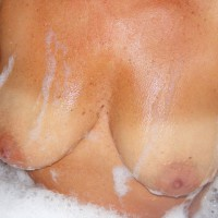 Nice Tits-Getting Off