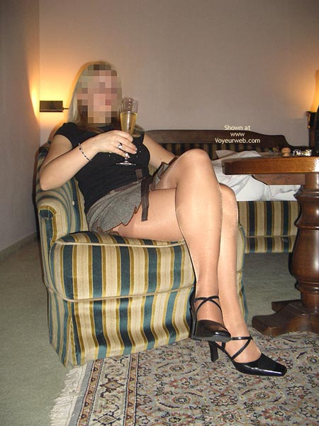 Pic #3 - *NL Champagne & Stockings 1