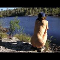 *SR Claudia at a Lake