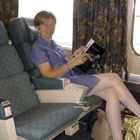 *NT Janet - Train to Tina