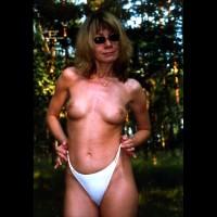 Ann in Summer ForRrest